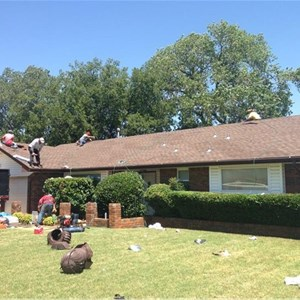 All Ok Contracting Llc dba All OK Roofing & Seamless Gutter, LLC Cover Photo