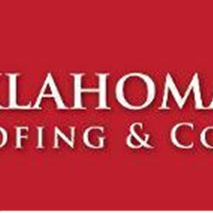 Oklahoma Strong Roofing & Construction Logo