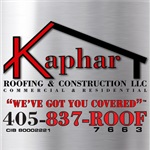 Kaphar Roofing & Construction LLC Logo