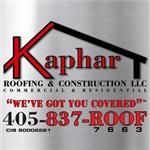 Kaphar Roofing & Construction LLC Logo