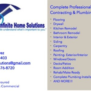Infinite Home Solutions Logo