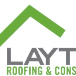 Layton Roofing & Construction Logo