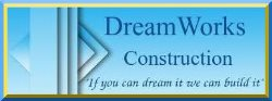 Dream Works Construction Logo