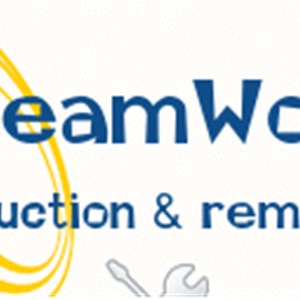 Dream Works Construction & Remodeling Logo