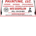 Good Brothers Painting Logo