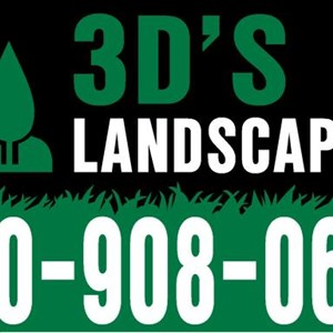 3ds Landscaping Logo