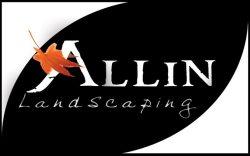 Allin Landscaping Logo