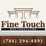 Finetouchrestorations Logo