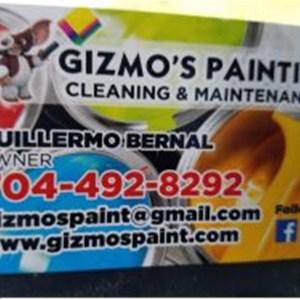 Gizmos Painting Logo