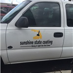 Sunshine State Coating  Logo
