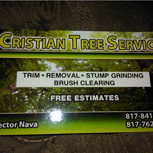 CristianTree Service Cover Photo