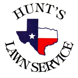 Hunts Lawn Services Logo