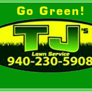 Tjs Lawn Service Logo