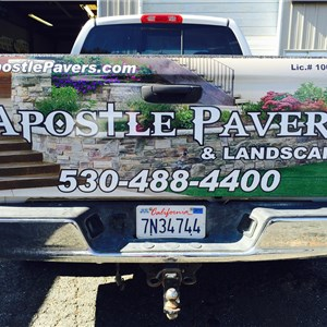 Housekeeping: And Beyond Apostle Pavers & Landscape Logo