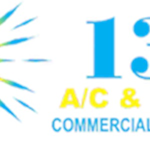 132 Degrees A/C & Heating Logo