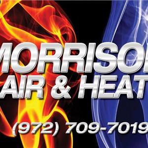 Morrison Heating & Air Conditioning of Dallas Logo