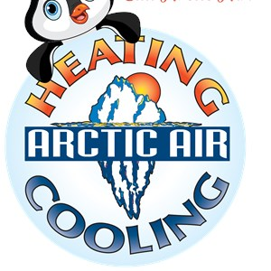 Arctic Air Heating and Cooling Logo