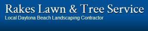 Rakes Lawn & Tree Logo