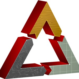 Triangle Cabinets LLC Logo