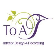 To A T Interior Design & Decorating Logo