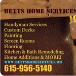 Betts Home Services Cover Photo
