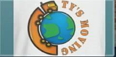 Tys Moving,LLC Logo