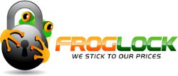 Frog Lock Logo