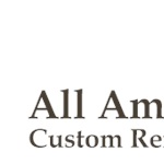 All American Remod & Sparkling Clean Custom Paint Logo