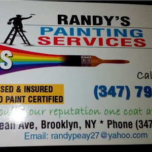 Randys Painting Services inc Logo