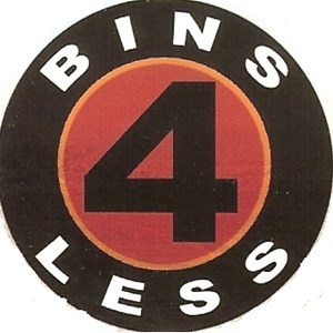 Bins 4 Less Cover Photo