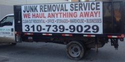 Dannys Junk Removal Service Logo