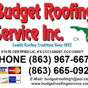 Budget Roofing Cover Photo