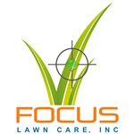 Focus Lawn Care Logo