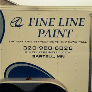Fine Line Paint, LLC Cover Photo