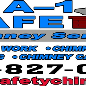 A-1 Safety Chimney Services, Inc. Logo