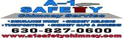 A-1 Safety Chimney Services, Inc. Logo