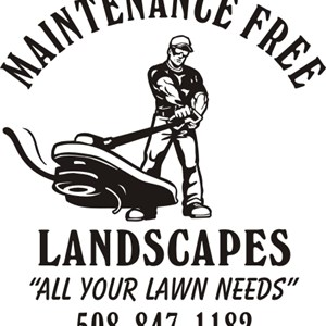 Maintenance Free Landscapes Cover Photo