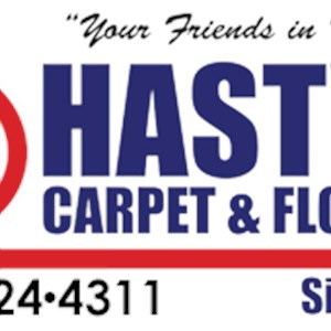 Hastys Carpet & Flooring Logo
