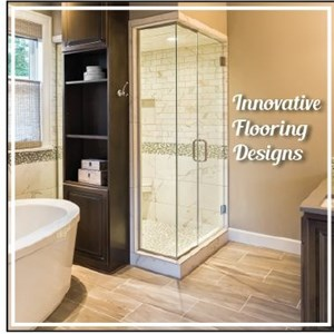 Innovative Flooring Designs Cover Photo