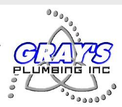 Grays Plumbing Inc. Logo