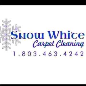 Snow White Carpet Cleaning Logo
