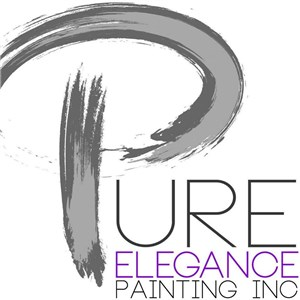 Pure Elegance Painting, Inc. Logo