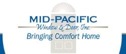 Mid-pacific Window & Door Inc Logo