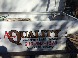 A+ Quality (home Repair & Maintenance) Logo