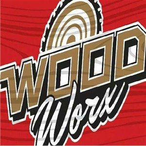 Wood Worx Construction Logo