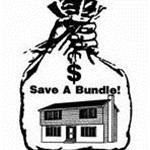 Budget Roofs & Restorations LLC Logo