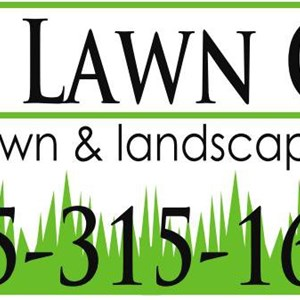 Ag Lawn Co. Logo