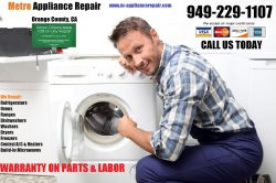 Metro Appliance Repair Logo