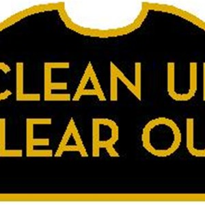 Clean Up Clear Out, LLC Logo