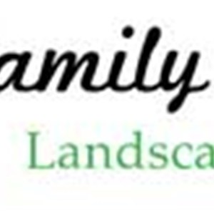 Family Affair Landscape Co. Logo